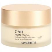 Sesderma C-Vit crema facial hidratante antienvejecimiento con vitamina C 50 ml