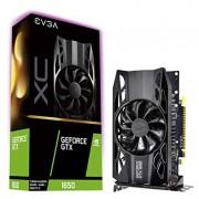 EVGA GeForce GTX 1650 XC Gaming, 4GB GDDR5, 04G-P4-1153-KR