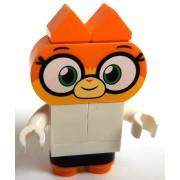 uni25 Minifigurina LEGO Unikitty-Dr.Fox uni25