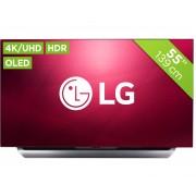 LG OLED55C8PLA Tvs - Zilver
