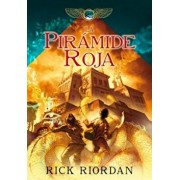 La Pirámide Roja /The Kane Chronicles, Book One: The Red Pyramid, Hardcover/Rick Riordan