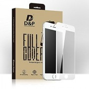 D&P iPhone 6s plus /iphone 6 plus 5.5 inch Edge to Edge full screen tempered glass Protection cover 100% of your iphone