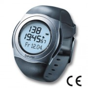Hodinky s presným meraním srdcovej frekvencie – EKG, Beurer PM 25 (Hodinky)
