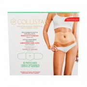 Collistar Special Perfect Body Patch-Treatment Reshaping Abdomen And Hips 8 ks remodelačná náplasť na brucho, zadok a boky pre ženy