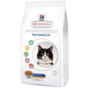 Hills Feline VetEssentials Mature Adult 7+ Neutered Cat Pollo