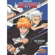 Bleach Uncut Box Set: Season 3 - The Rescue [5 Discs] [DVD]