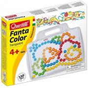 Quercetti gioco con chiodini colorati fantacolor transparent 0653