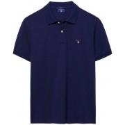 Gant Polo Regular Fit Navy M