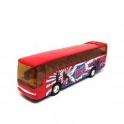 Autobus Welly 1:60 Super Coach