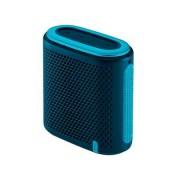 Multilaser Caixa de Som Pulse Mini Bluetooth/SD/P2 10W RMS Azul e Verde - SP237 SP237
