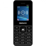 Karbonn KX1 Dual Sim Mobile With Camera/Wireless FM And Games