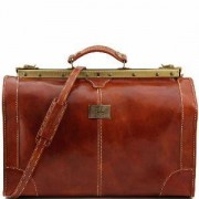 TUSCANY LEATHER Grand Sac Voyage Vintage Cuir - Tuscany Leather -