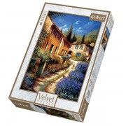 Trefl Puzzle Slagalica Up the Lane Velvet 1000 kom (10508)