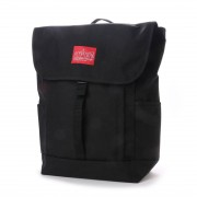 マンハッタンポーテージ Manhattan Portage Washington SQ Backpack (Black) レディース