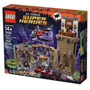 Lego Lego 76052 Lego DC Super Heroes Batman Classic TV Series Bat Cave Lego Block Overseas Limited 2526 Pieces [Parallel Import Goods]