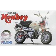 Fujimi 1/12 Scale Model Bike SPOT Honda Monkey Series DX. With Photo-Etched Parts by
