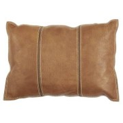 Jakobsdals Pure leather Kuddfodral 35x50 - Ljus brun