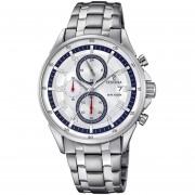 Reloj F6853/1 Plateado Festina Hombre Timeless Chronograph Festina