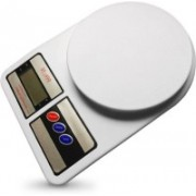 ROBMOB Special home SF 45V400P Trendy & Exclusive Weighing Scale (White) Weighing Scale(White)