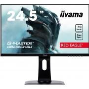 """IIYAMA G-Master Red Eagle GB2560HSU-B1 - LED-monitor - 24.5"""" - 1920 x 1080 Full HD (1080p) - TN - 144 Hz - 400 cd/m²"""