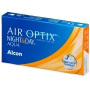 Air Optix Night and Day Aqua (3 лещи)