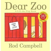 Dear Zoo: A Lift-The-Flap Book, Hardcover/Rod Campbell