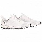 adidas - Terrex Agravic Speed - Chaussures de trail taille 10,5, blanc/gris