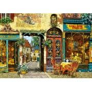 Puzzle Educa - Viktor Shvaiko: La Palette Notre Dame, 1000 piese, include lipici puzzle (16785)