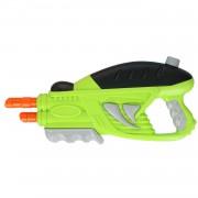 Merkloos 1x Kinderspeelgoed waterpistool/waterpistolen 42 cm groen