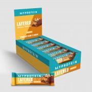 Myprotein Barra 6 Layer Myprotein - Manteiga de Amendoim