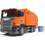 Masina de gunoi Scania