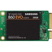SSD mSata 250GB Samsung 860 EVO 550/520MB/s, MZ-M6E250BW