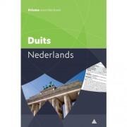 Prisma woordenboek Duits-Nederlands - J.A.H. Gemert, van