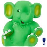 Funworld Elephant Money Bank-Green