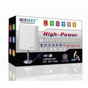 WiFiSKY 2000mW USB 150Mbps Wireless WiFi адаптер 36dBi външна антена