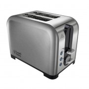 Russell Hobbs 22390 2 Slice Wide Slot Toaster - Silver