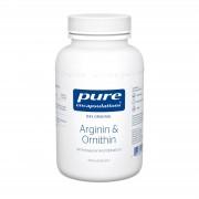 pro medico GmbH Pure Encapsulations® Arginin & Ornithin