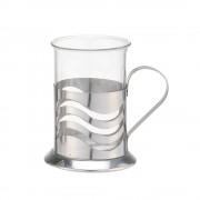 Комплект стъклени чаши SAPIR SP 1174 D200-2, 2 броя, 0.2 литра, Огнеупорно стъкло