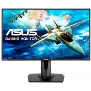 "Monitor Gaming TN LED ASUS 27"" VG278Q, Full HD (1920 x 1080), DVI, HDMI, DisplayPort, Boxe, Pivot, FreeSync, 144 Hz, 1 ms (Negru)"