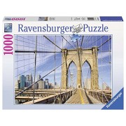 Ravensburger Puzzles Brooklyn Bridge, Multi Color (1000 Pieces)