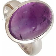 inel din argint cu piatra ametist IN1701