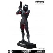 Mass Effect Andromeda Color Tops Action Figure Sara Ryder 18 cm