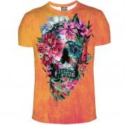 Mr. Gugu & Miss Go Flowerity Unisex Short Sleeved T Shirt TSH935