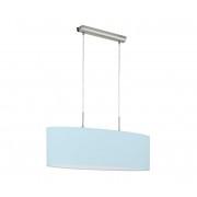 EGLO 97387 - Lustră pe cablu PASTERI-P 2xE27/60W/230V