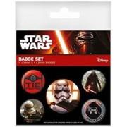 Insigne Star Wars Episode VII The Force Awakens First Order Badge