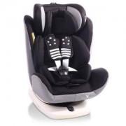 Бебешко столче за кола Cangaroo Pilot, сиво, 0-36 кг., 3563408