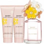 Aktion - Marc Jacobs Daisy Eau So Fresh Geschenkset (EdT75/BL75/SG75)