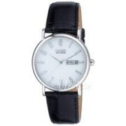 Citizen BM8241-01BE Leather Vit/Läder Ø35 mm BM8241-01BE