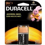 Pila Alcalina 9 V Duracell PIDUAK9VNAC