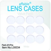 Contact Lens Case With Spoon